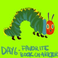Day 6 - Favorite Book Character by mosuga