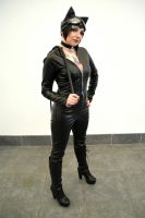 Catwoman Cosplay Midlands Comic Con 2017 (5) by masimage