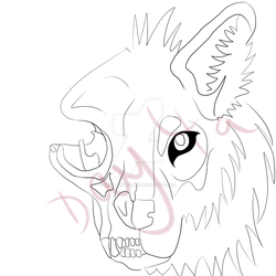 30dayChallenge-Wolves Day 4a by beepboopitsme