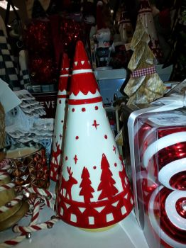 Christmas Objects by PrincessInHeaven