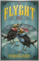 Flyght Bros. by dviart