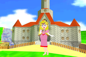 Mario: Princess Penny by november123456789066