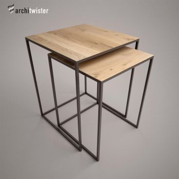 Coffee Table (Lambert Sayo) by architwister