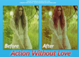 Action Without Love by TheSofterSideAv