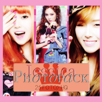 Photopack Jessica-SNSD 040 by DiamondPhotopacks