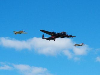 Waddington 2010: WW2 Escort by randomlurker