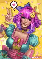 Neith Harajuku Skin by karulox