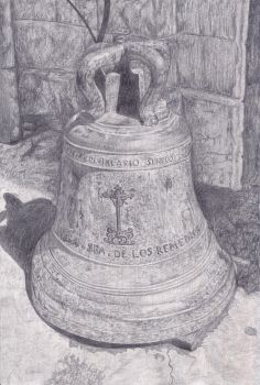 Done : Bell in Pencil by FailDuck