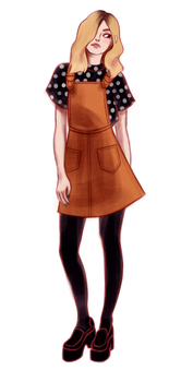 Polka dots by anoukkie