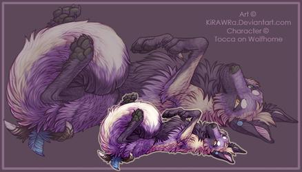 Jabbour Chat Pose by KiRAWRa