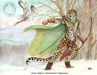 Amur Ranger by Goldenwolf