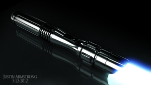 Jedi Lightsaber Design 1 by electrofilms