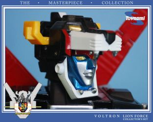 MASTERPIECE VOLTRON 18 by GERCROW