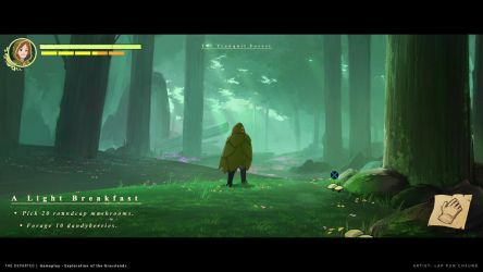 Gameplay - Exploration of the Grasslands by C780162