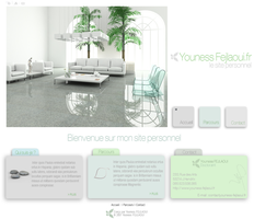 Personal website reloaded. by Youness-toulouse