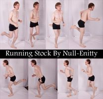 Running Stock by Null-Entity