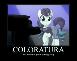 Motivational Coloratura Countess Rara by DarkonShadows
