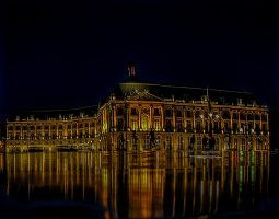 Bordeaux Night 2 by bulgphoto