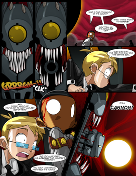 ED Page 22: I'm Chargin' Mah Laser by bigsheezy