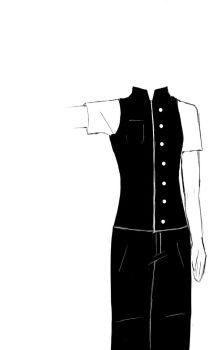 Kokonattsu Uniform 2-3 Male by Ruskyi47