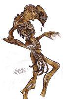 The Creeper by SeanSumagaysay