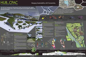 HUB CPAC_competition poster by esco1984