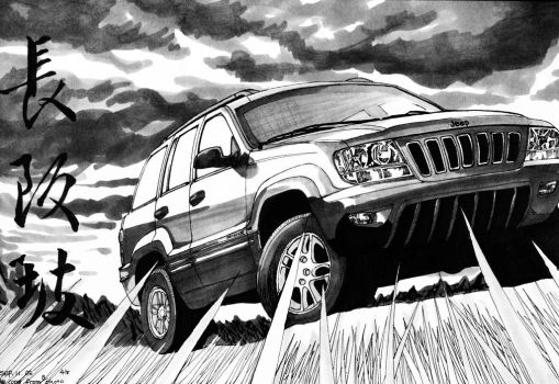 jeep_byFionaMeng by FionaMeng