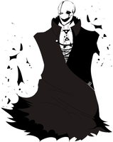 [Undertale]:~AU W.D Gaster Design~ by The-Star-Hunter