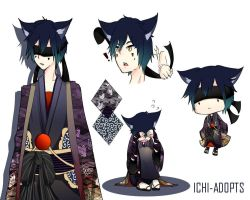 Kemonomimi Adoptable (Closed)  | Auction (Lowered) by Ichi-Adopts