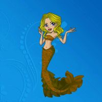 Mermaid Deema by Ellecia