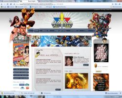 Bayan Knights Web Design by separino