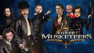 The Three Musketeers (2011) by JeffreyKitsch