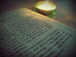 By Candlelight by DoctorWhoNutter