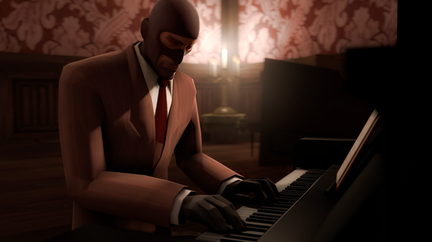 Piano by WoRss