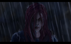 Drowning in our sorrow Speedpaint by Squirrel-Jas