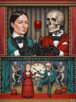 Dance of Death by theartofTenia