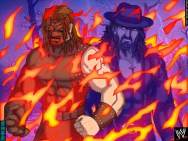 Brothers of Destruction WP by TheALVINtaker