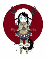 [CLOSED] Adoptable Auction 14 - Siegui Christmas by PiperOfGameln