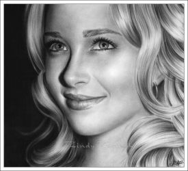 Hayden Panettiere ll by Zindy