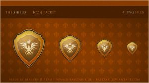 The Shield Icon Packet by basstar