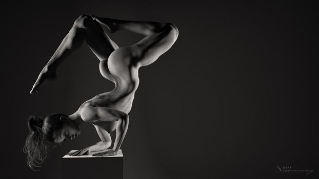 Two hand stand by xGrabx