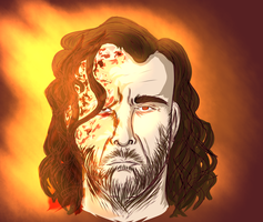 The Hound by Seraphim-Arch