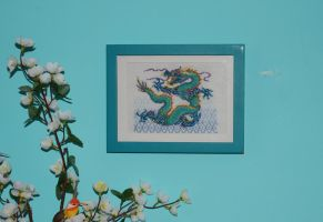 Water Dragon by Magairlin89