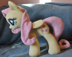 Fluttershy by StitchCometCreations