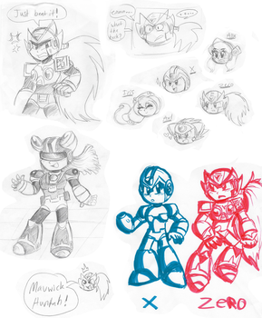 MMX Draw pile by Shoobydooby