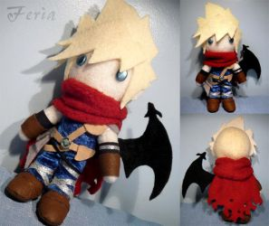 KH :: Cloud Plush by waterlilly