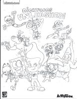 Nicktoons Unleashed! by Dabutlers100