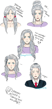 Hairstyles by Cassy-F-E