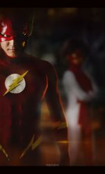 DC Flash Impulse by fritzfusion