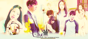 THE HEIRS|2|  x Web Interface x by victoricaDES
